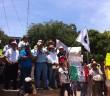 ENTREVISTA | Abel Barrera de Tlachinollan, durante la marcha por los once años del CECOP