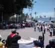 ENLACE | Finaliza la marcha en Acapulco por los Once años del CECOP