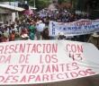 FOTOGALERÍA | Marcha en Tlapa #AyotzinapaSomosTodxs