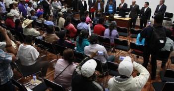 141029 Reunion Ayotzinapa - EPN