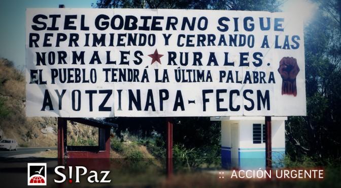 ACCIÓN URGENTE | Sipaz convoca a firmar acción urgente global