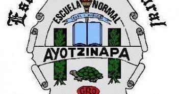 Escuedo Escuela Normal de Ayotzinapa