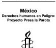 INFORME | Derechos humanos en Peligro: Proyecto Presa la Parota.
