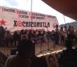 NOTA INFORMATIVA | Comparten su lucha familias de Ayotzinapa y el Congreso Nacional Indígena