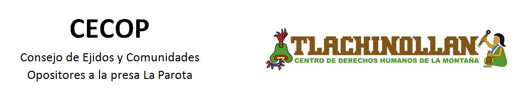 Logos CECOP Tlachinollan