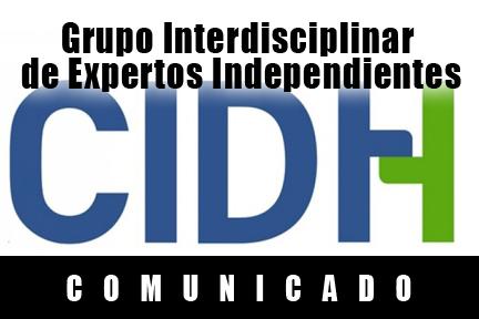 COMUNICADO EXPERTOS CIDH