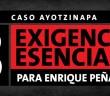 Ocho Exigencias esenciales para Enrique Peña Nieto