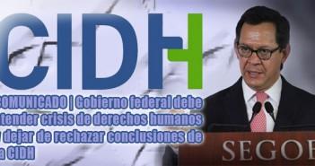 Comunicado CIDH 6 oct 2015