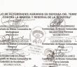 COMUNICADO | Alertan Autoridades agrarias de La Montaña organización frente a la minería