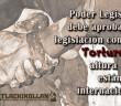 COMUNICADO | Poder Legislativo debe aprobar una legislación contra la Tortura a la altura  de los estándares internacionales