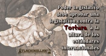 Poder Ejecutivo Tortura estandares internacionales