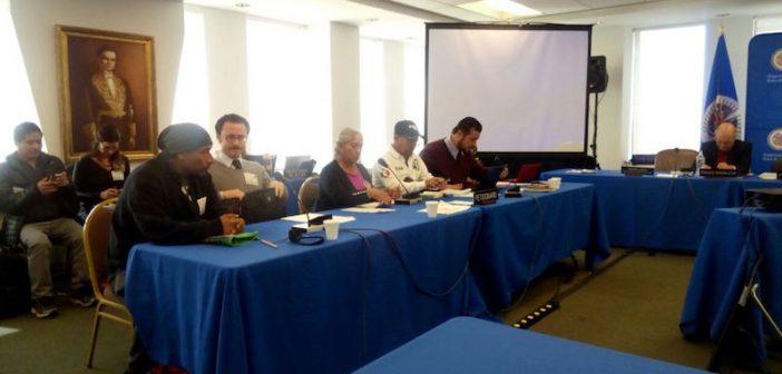 VIDEO | El Estado mexicano ante la CIDH y las víctimas  rechaza las recomendaciones del GIEI