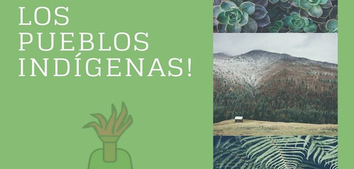 BOLETÍN | ¡Es la hora de los pueblos indígenas!