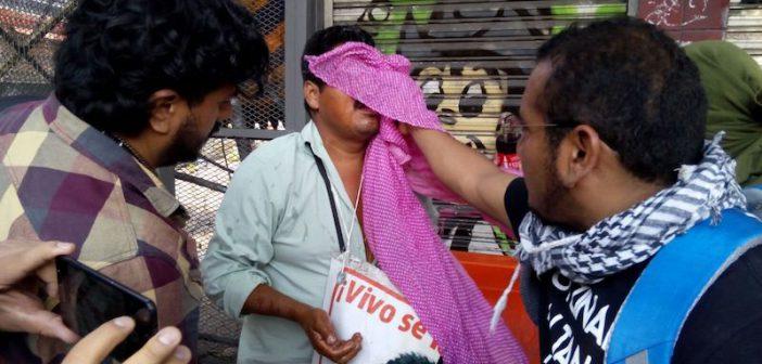 COMUNICADO | Reprueban ONG agresión contra padres y madres de Ayotzinapa