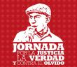 CONVOCATORIA   Jornada por la justicia, la verdad y contra el olvido