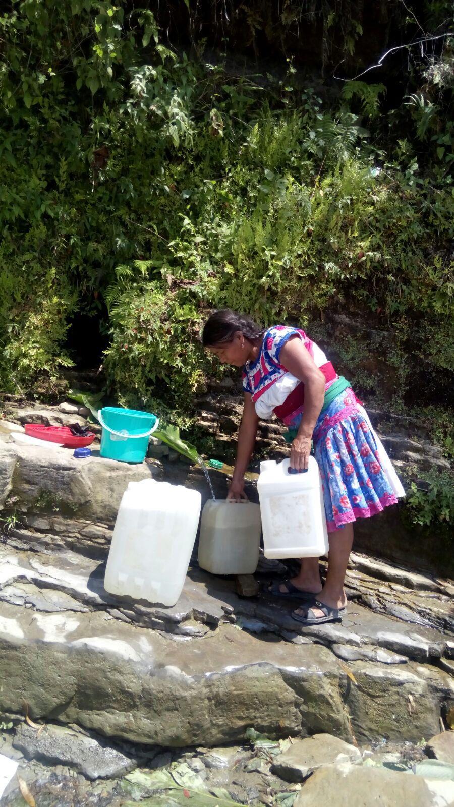 Informe sobre las violaciones-El Agua