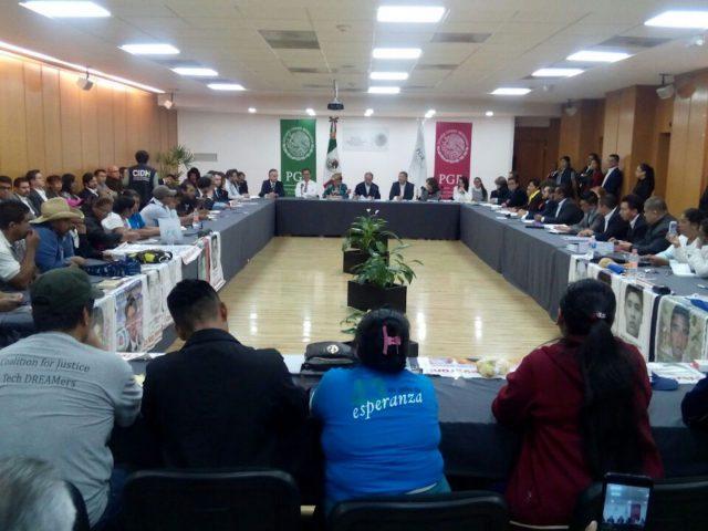 COMUNICADO | Mecanismo de seguimiento del asunto Ayotzinapa realiza tercera visita oficial a México
