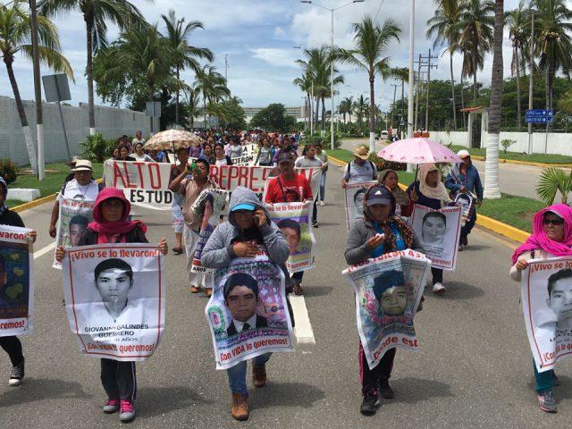 PRONUNCIAMIENTO | El sismo de nuestra lucha por nuestros 43 hijos.