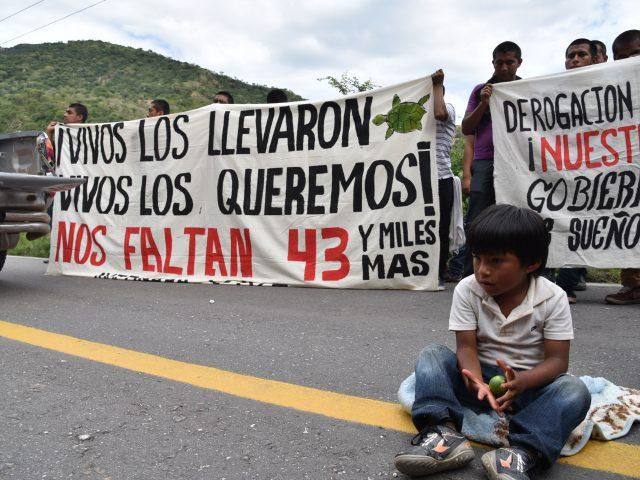 COMUNICADO | Exigen comunidades dotación de granos pactados y reunión con el gobernador
