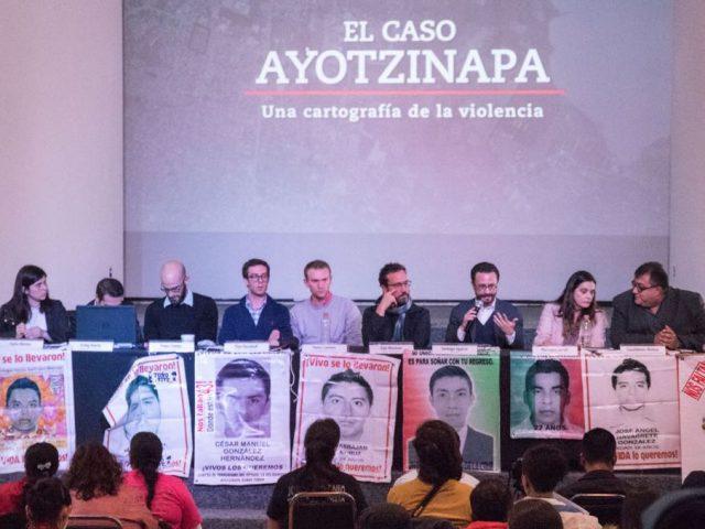 COMUNICADO | El caso Ayotzinapa: Una cartografía de la violencia