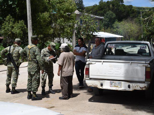 Revela WOLA en estudio, el fracaso de la PGR para perseguir violaciones a derechos humanos cometidas por soldados mexicanos