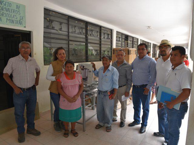 BOLETÍN | Reunión emergente del Consejo de jornaleros agrícolas con autoridades; entre avances y omisiones