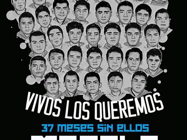 COMUNICADO/ Caso Ayotzinapa, sin avances sustanciales; denuncian ante CIDH