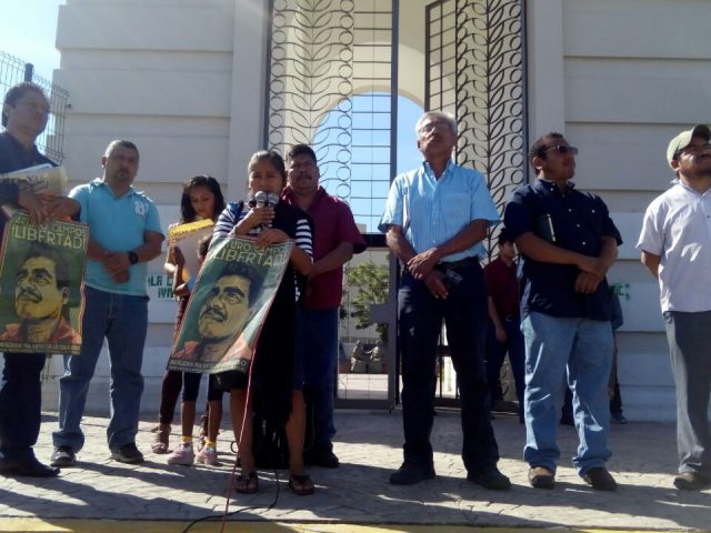 COMUNICADO/ Arturo Campos: 1461 días de prisión injusta