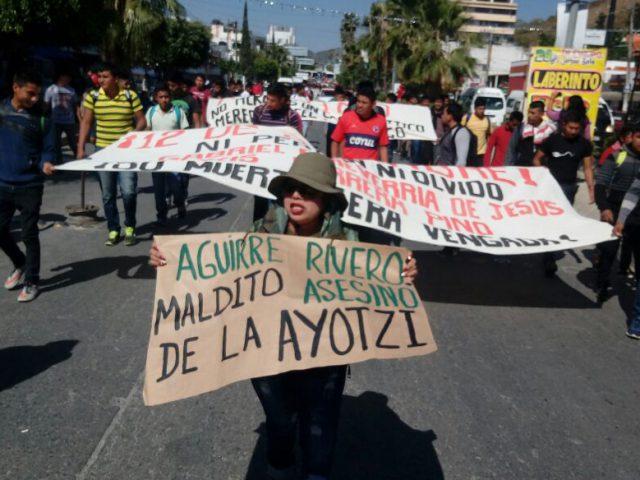 COMUNICADO/ Crímenes contra estudiantes de Ayotzinapa siguen en impunidad, seis años después