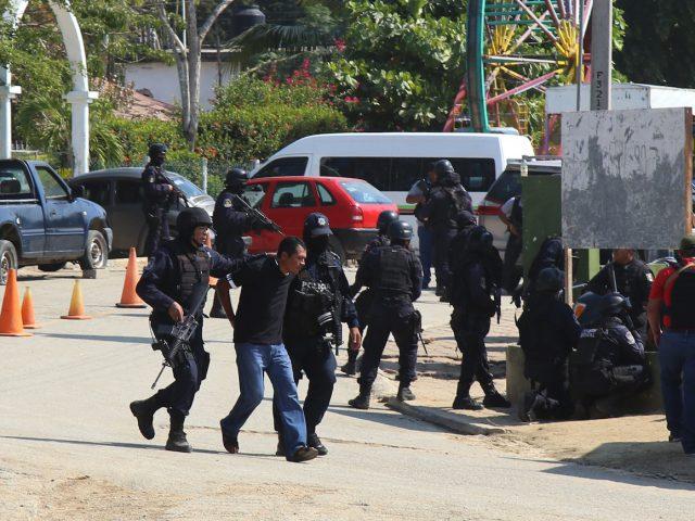 Opinión/ La fuerza letal del estado contra el CECOP