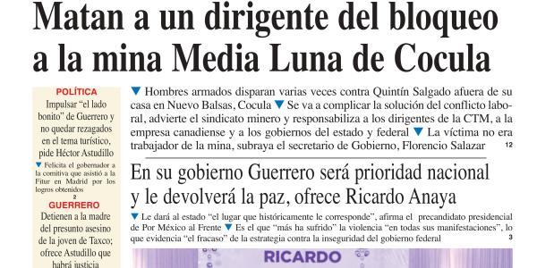 Comunicado   REMA   Caso de la minera Media Luna