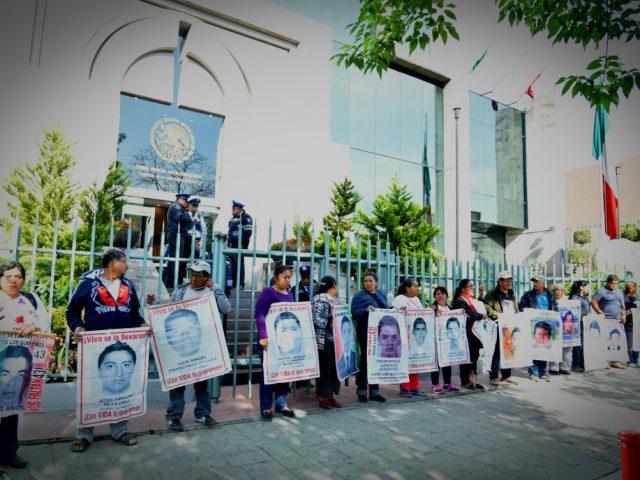 Boletín de prensa | Se reúne Comité de padres y madres de los 43 con el Consejo de la Judicatura Federal