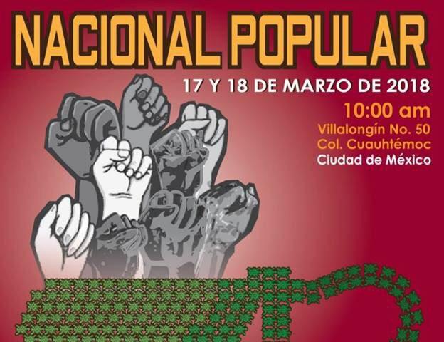 Convocatoria | VI Convención Nacional Popular