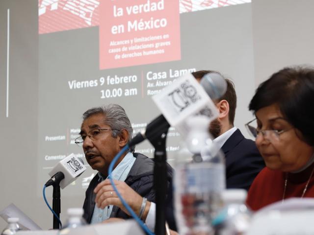 Boletín de prensa | Organizaciones y academia exigen una #FiscalíaQueSirva y un Consejo Asesor para combatir la impunidad  en evento de lanzamiento del informe Derecho a la verdad en México