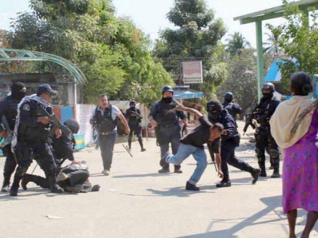OPINIÓN |  Tirar a matar: ejecuciones extrajudiciales en La Concepción, Guerrero