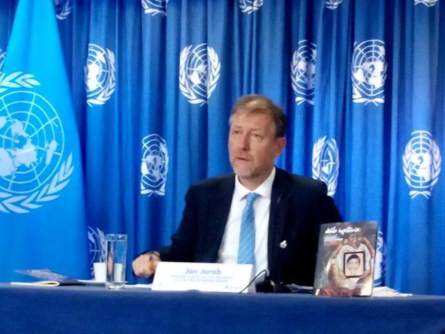 Comunicado | México: investigación del caso Ayotzinapa afectada por torturas y encubrimiento, señala informe de la ONU