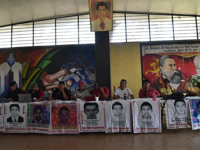 Ayotzinapa43 | 43 meses de injusticia, 43 meses de lucha.