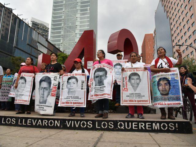 NOTA INFORMATIVA | Caso Ayotzinapa: Nueva Información de telefonía muestra falencias de versión oficial e impide dar por concluido el caso
