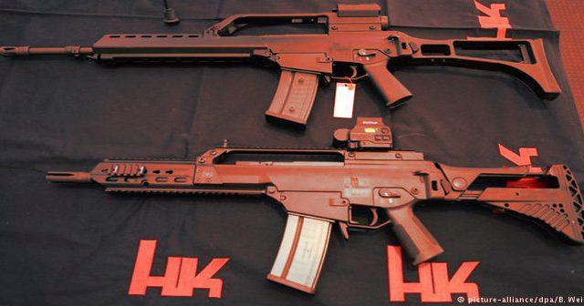 DECLARACIÓN | Proceso Heckler & Koch – cómo los fusiles automáticos alemanes G36 coadyudan a graves violaciones de derechos humanos en México