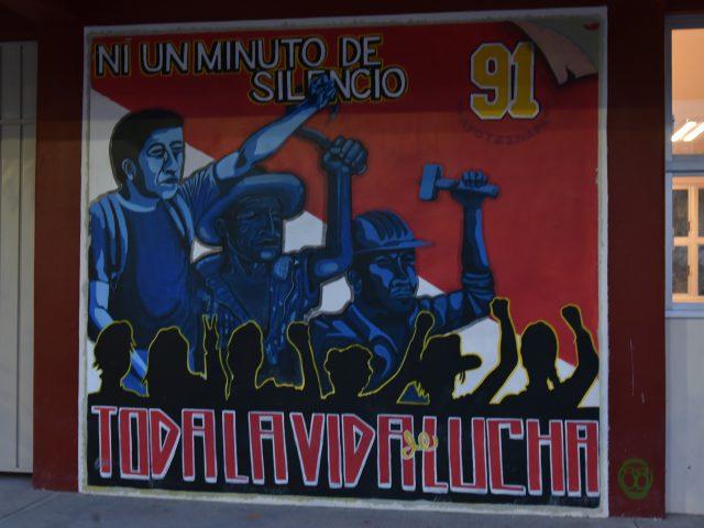 POSICIONAMIENTO | La batalla por Ayotzinapa y contra al cierre de las normales rurales