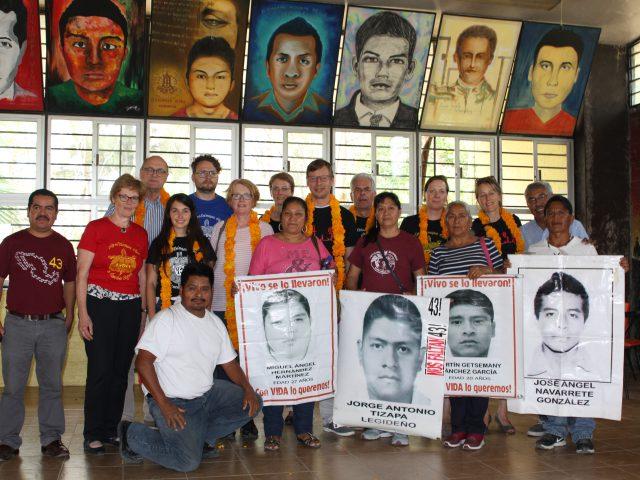 BOLETÍN | Visita delegación de Iglesias Protestantes de Alemania a familiares de desaparecidos