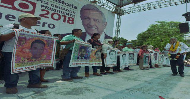 OPINIÓN I La irrupción de los 43 en la escena electoral
