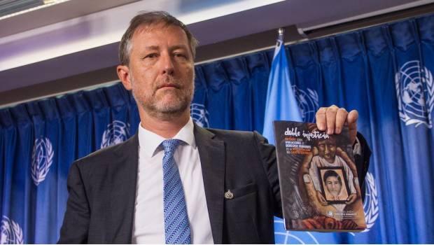 Comunicado / Caso Ayotzinapa: la ONU-DH saluda el Informe del Mecanismode Seguimiento de la CIDH y la sentencia del Tribunal Colegiado