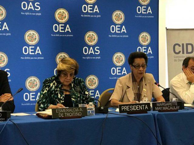Comunicado / CIDH presenta Informe de Balance del Mecanismo Especial de Seguimiento de Ayotzinapa