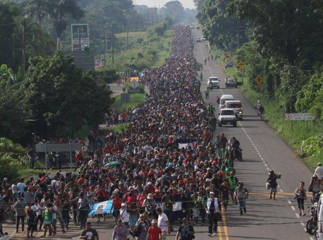COMUNICADO | México está obligado a brindar protección a personas desplazadas centroamericanas; no presenciamos una caravana de migrantes sino un desplazamiento forzado