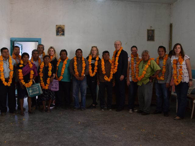 ENTREVISTA | «Una diminuta onda de esperanza»: Kerry Kennedy visita a México y a la región de la Montaña de Guerrero