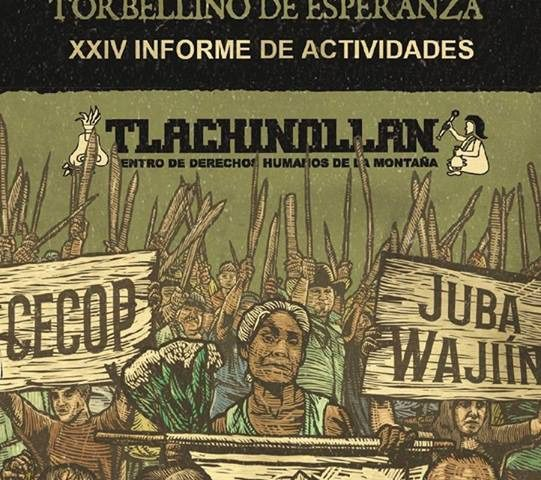 COMUNICADO | Conmemora Tlachinollan 24 años de labores