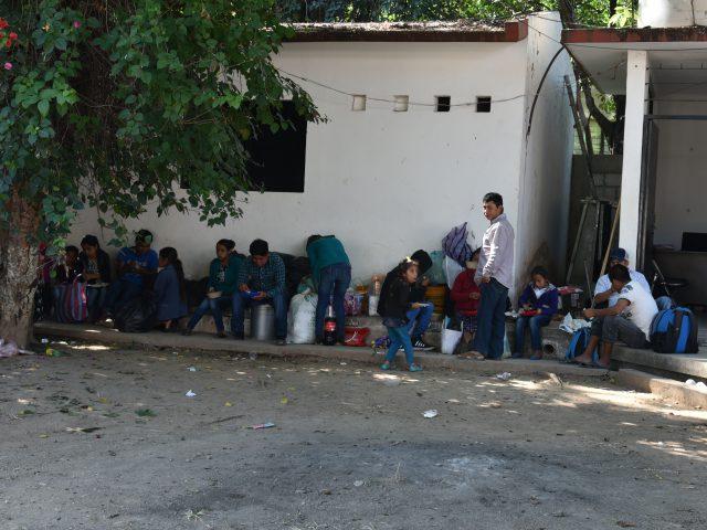 BOLETÍN | En el olvido la diáspora de las familias jornaleras en la Montaña por parte de las autoridades