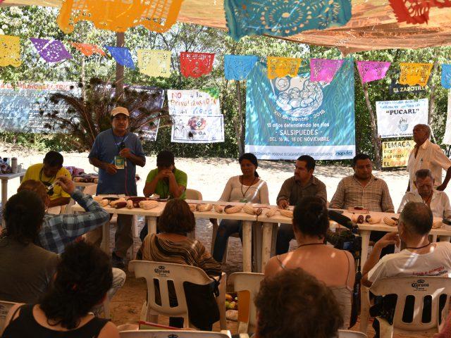 BOLETÍN | Agresión contra el CECOP y Marco Antonio Suástegui