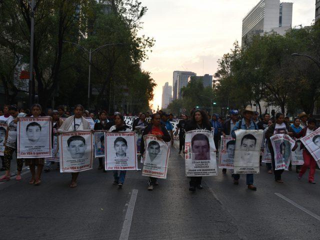 NOTA INFORMATIVA | Ayotzinapa: La esperanza en un nuevo escenario